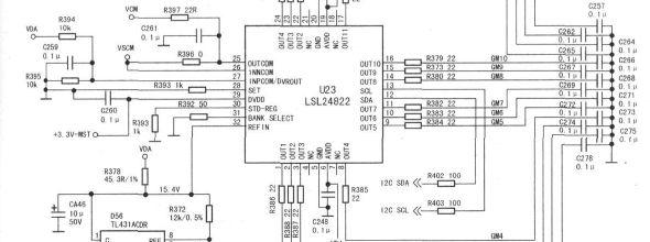 长虹sf21300电路图